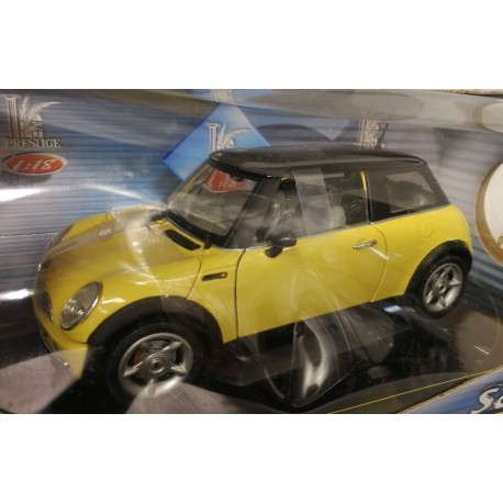 Solido Minicooper Yellow