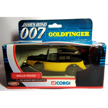 James Bond Rolls Royce Phantom III 'Goldfinger