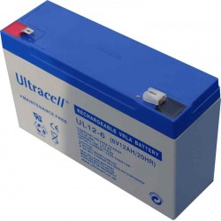 6 volt 12 ah batteri UK