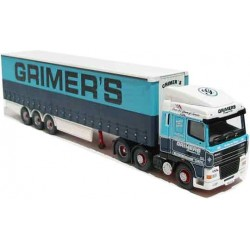 Diecast Corgi Hauliers of Renown Grimmers DAF
